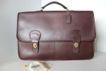 Double Gusset Large Briefcase Portfolio $299.99